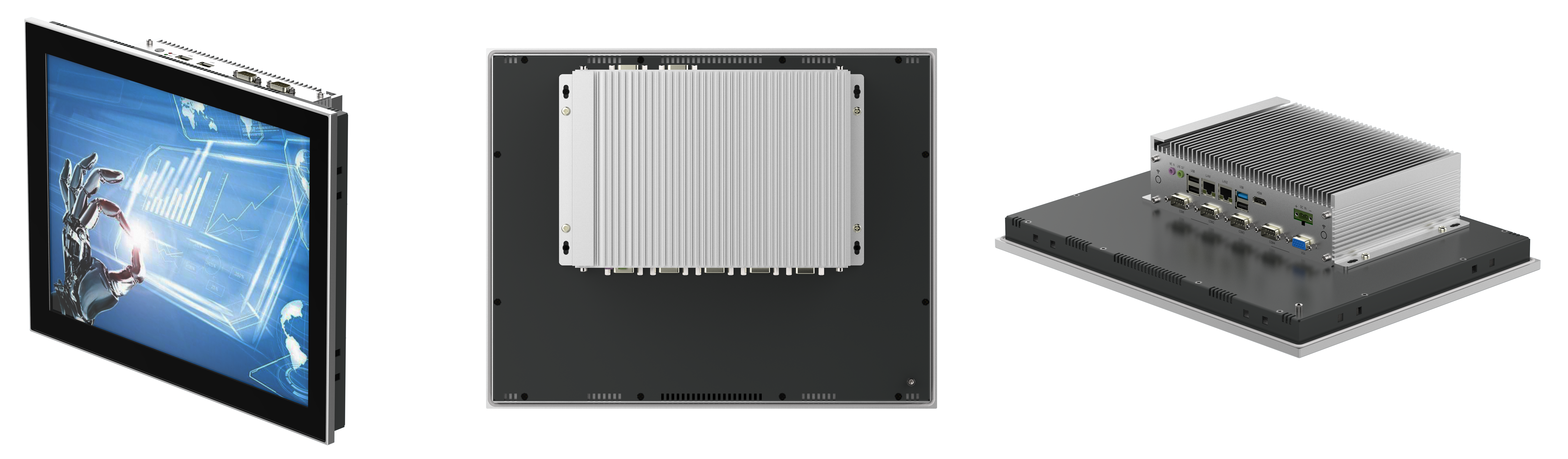 CDS industiral panel PC range