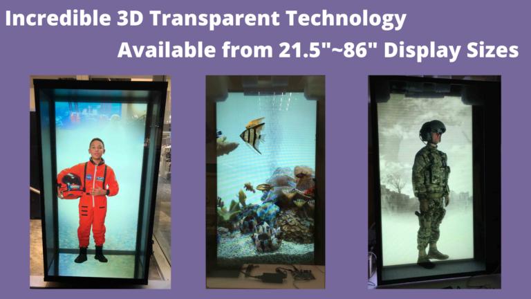 CDS Transparent 3DP