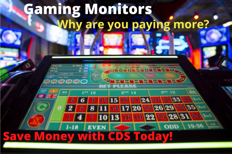 CDS Gaming Monitors