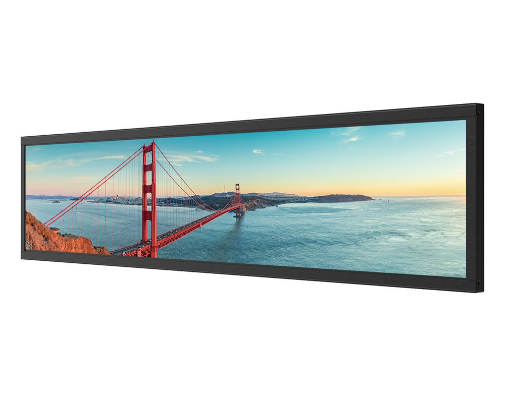 CDS stretched LCD 50 inch