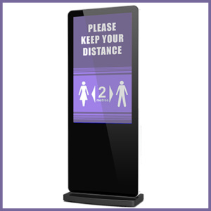 Digital Signage Aiding Change Management in the Workplace