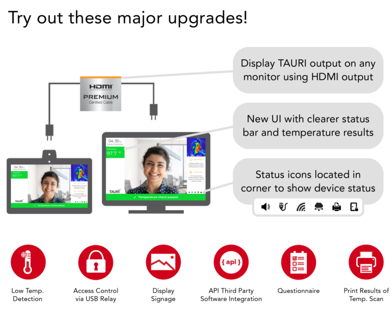 TAURI 3.0 new features