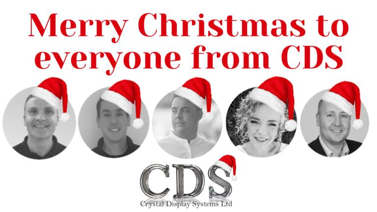 CDS Christmas Image
