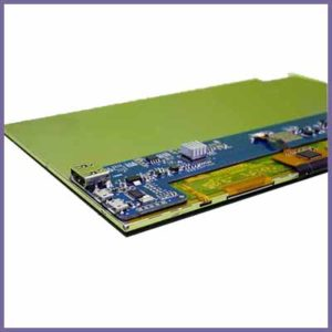 Small Format HDMI TFT LCD Displays with PCAP Touch