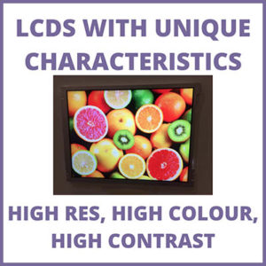CDS Launches Brand New Range of TFT LCD Displays with Unique Characteristics