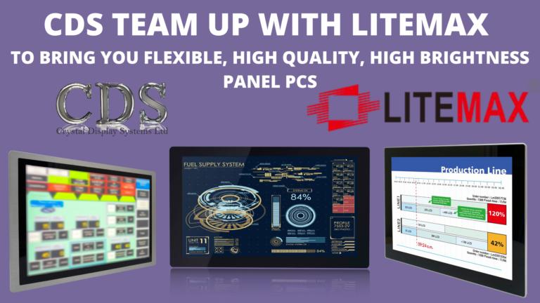 CDS launch of litemax panel pcs