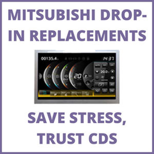 Mitsubishi Replacements you can Trust from CDS