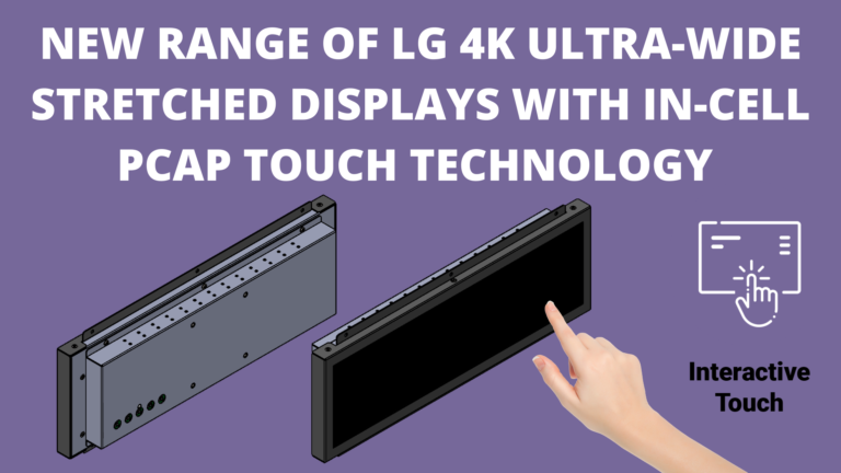 LG in-cell touch