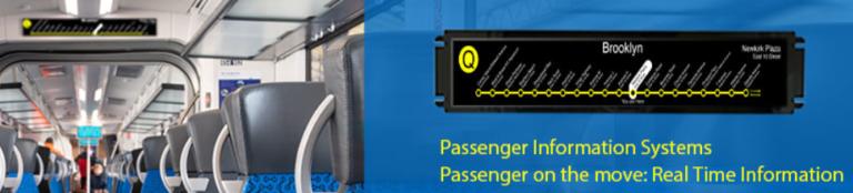 passenger panel PCs