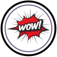 wow factor icon